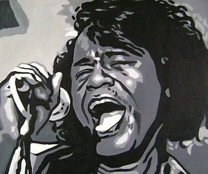 Reproduction oil paintings - Pop Art - James Brown