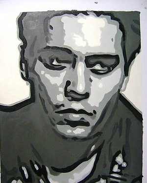 Reproduction oil paintings - Pop Art - Johnny Depp
