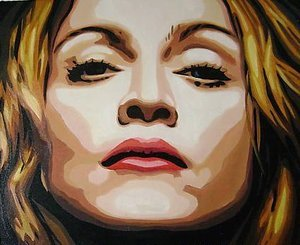 Reproduction oil paintings - Pop Art - Madonna