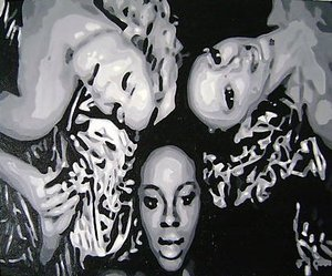 Reproduction oil paintings - Pop Art - Sugababes
