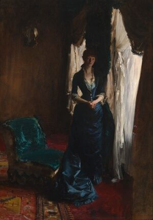 Reproduction oil paintings - Sargent - Madame Paul