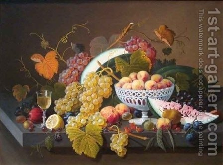 Still Life with Fruit 4