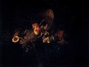 Reproduction oil paintings - Willem Van Aelst - Still-Life with Fruit
