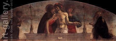 Pieta by Giovanni Bellini - Reproduction Oil Painting