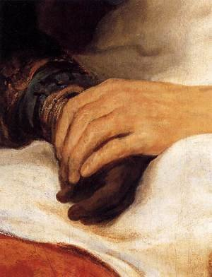 Reproduction oil paintings - Govert Teunisz. Flinck - Isaac Blessing Jacob (detail)