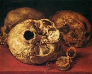 Reproduction oil paintings - Antonio de Pereda - Vanitas
