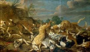 The Leopard Hunt