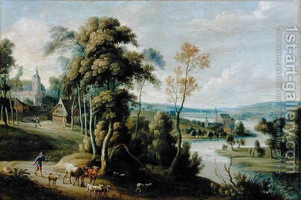 Huge version of Landscape