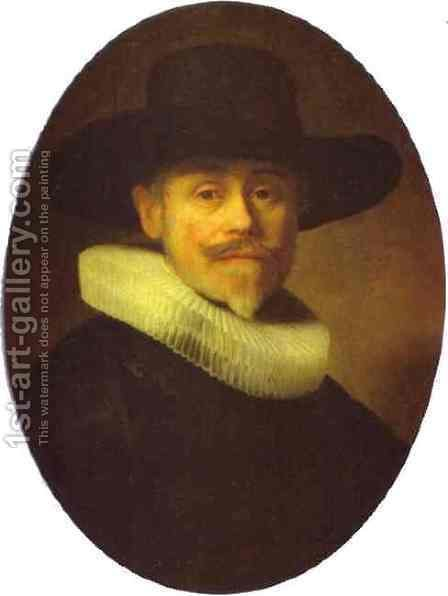 Albert Cuyper 1632 by Harmenszoon van Rijn Rembrandt - Reproduction Oil Painting