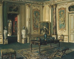 Reproduction oil paintings - Walter Gay - Le Grand Salon Musee Jacquemart Andre 1913