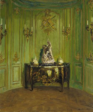 The Green Salon 1912