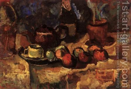 Carlton Alfred Smith: Still life - reproduction oil painting