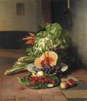 A kitchen still life