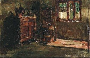 David Oyens reproductions - A modest interior