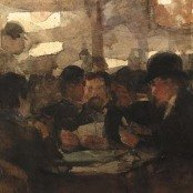 Cafe interieur Floris Arntzenius Reproduction | 1st Art Gallery