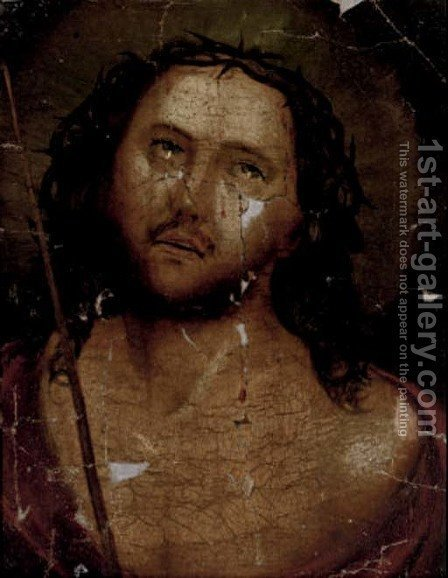 Ecce Homo by (after) Dyck, Sir Anthony van - Reproduction Oil Painting