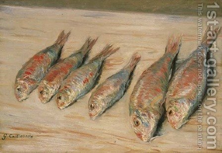 Rougets by Gustave Caillebotte - Reproduction Oil Painting
