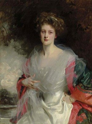 Reproduction oil paintings - Sargent - Mildred Carter