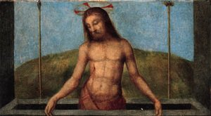 Reproduction oil paintings - Francesco Granacci - The risen Christ