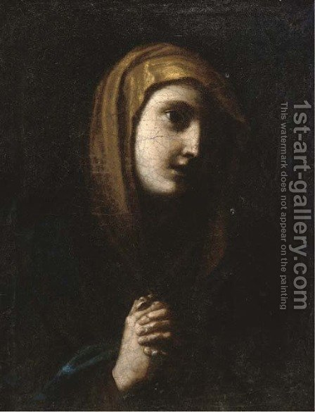 The Mater Dolorosa by (after) Luis De Morales - Reproduction Oil Painting