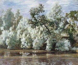 Reproduction oil paintings - Robert Noble - Willows