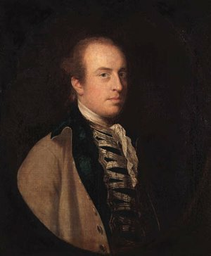 Reproduction oil paintings - Sir Joshua Reynolds - Portrait of Hugo Meynell (1735-1808)