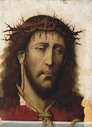 Reproduction oil paintings - Spanish School - Ecce Homo