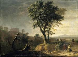 An Italianate Landscape 1649