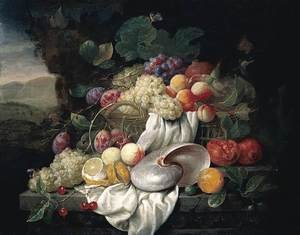 Still-Life of Fruit 1663