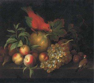 Reproduction oil paintings - Tobias Stranover - Fruits