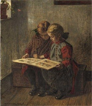 Walther Firle reproductions - The picture book