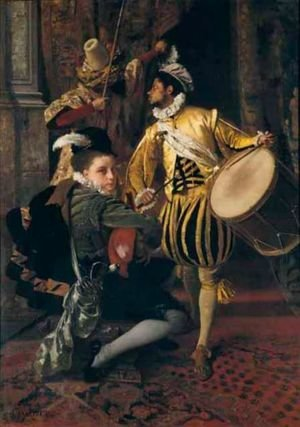 Gustave Jean Jacquet Reproductions For Sale | 1st Art Gallery