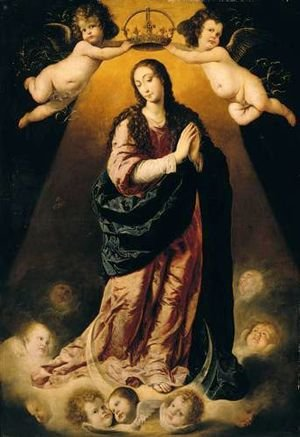 Reproduction oil paintings - Antonio de Pereda - The Immaculate Conception