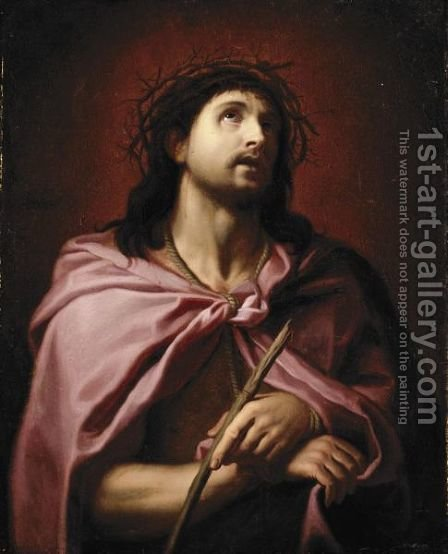 Ecco Homo by (after) Francesco Trevisani - Reproduction Oil Painting