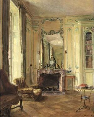 The Library, Breau