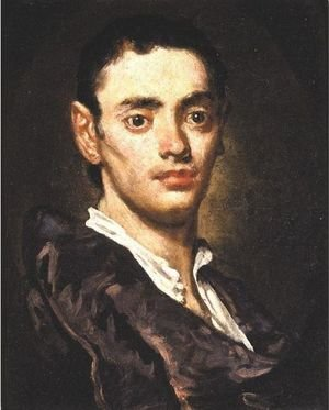 Reproduction oil paintings - Vittore Ghislandi - Portrait Of A Young Man 2