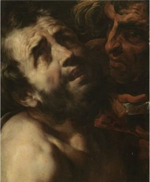 Reproduction oil paintings - Daniele Crespi - Saint Bartholomew