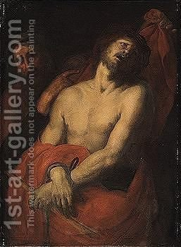 Ecce homo 2 by (after) Dyck, Sir Anthony van - Reproduction Oil Painting