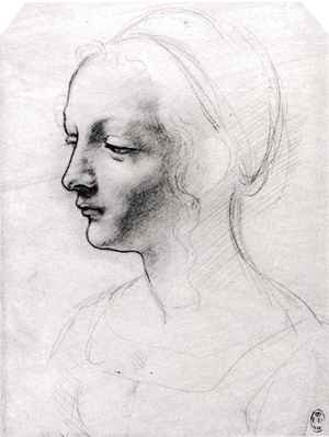 Study for a Portrait of a Woman