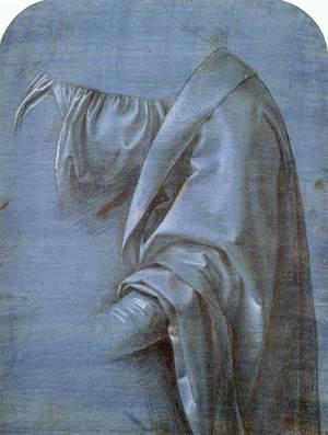 Reproduction oil paintings - Giovanni Antonio Boltraffio - Study of Drapery