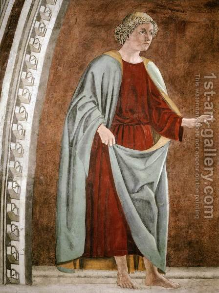 The Prophet Isaiah by Giovanni Di Piamonte - Reproduction Oil Painting