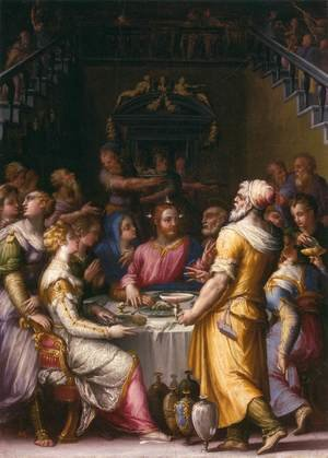 Marriage at Cana