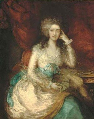 Portrait of the Hon. Mrs Watson (1767-1818), later Lady Sondes