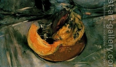 The Melon by Giovanni Boldini - Reproduction Oil Painting