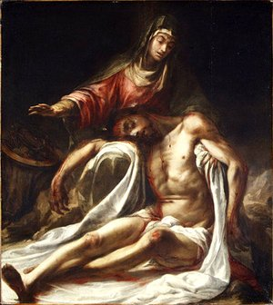 Reproduction oil paintings - Juan de Valdes Leal - Pieta