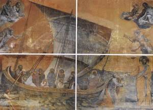 Reproduction oil paintings - Giotto Di Bondone - Nacelle