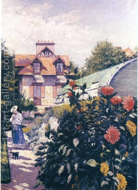 Unknown 4 by Gustave Caillebotte - Reproduction Oil Painting