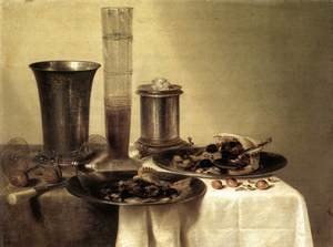 Breakfast Still-Life 1637