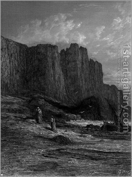 Idylls of the King 9 by Gustave Dore - Reproduction Oil Painting