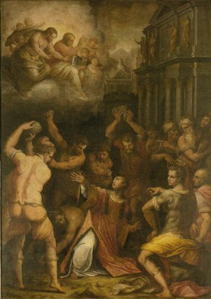 Stoning of St. Stephen